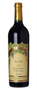 Nickel & Nickel Merlot Bear Flat 2014 750ml